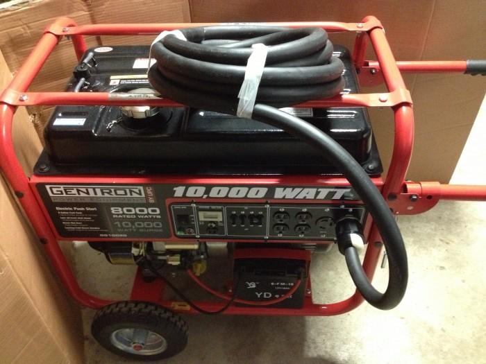Type W Portable Cord
